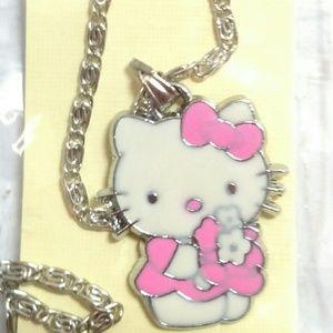 Hello Kitty Necklace NWT